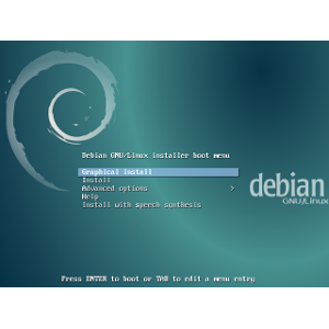 Debian Installer: Stretch Alpha 8